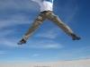 De uitgestrekte zoutvlaktes van Salar de Uyuni