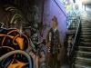 De straten van ValParaiso zullen meer in de smaak vallen bij de stedeling. Velen passages en doorkijkjes zijn kleurrijk versierd