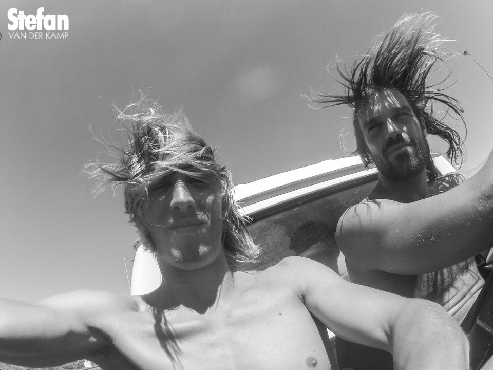 Mannen met lang haar - de sequence