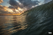 Last wave of the day