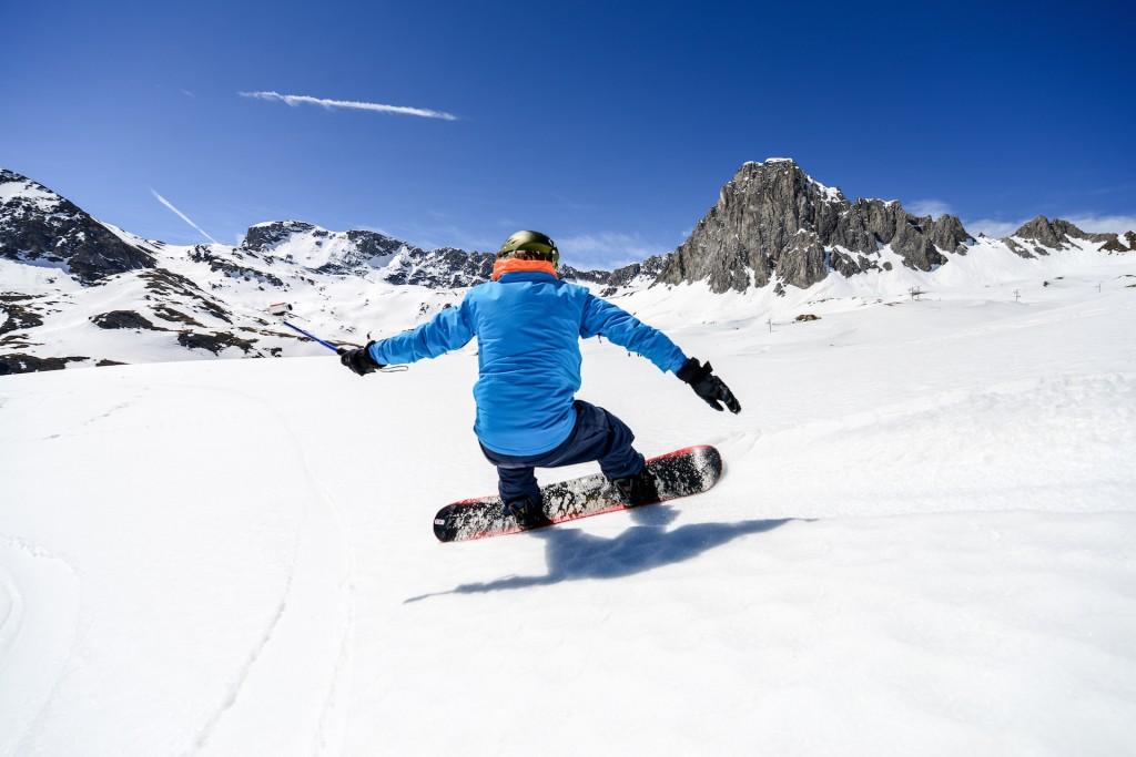 Snowboard Tom Tom Bandit